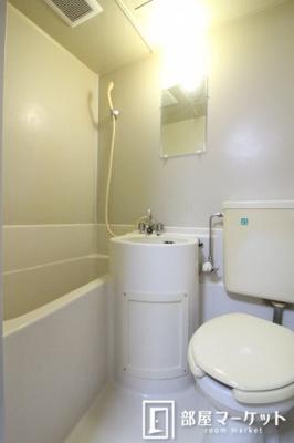 【浴室】福岡ワンルームマンション