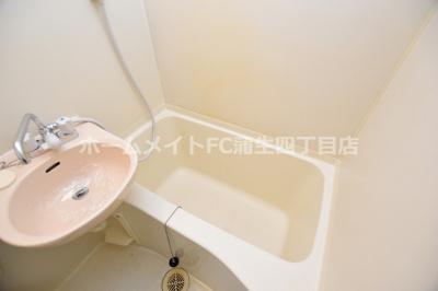 【浴室】オーシャン長瀬北