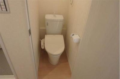 ソフィアバードのシンプルで使いやすいトイレです