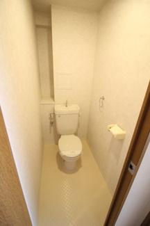 【トイレ】六甲桜ヶ丘ハイツ