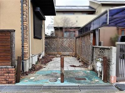 【駐車場】〈〉神戸市垂水区福田1丁目 中古戸建