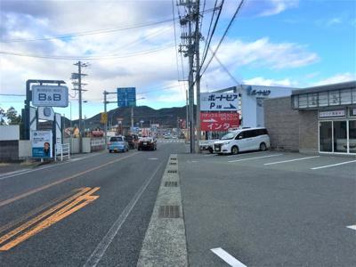 【周辺】加東市上中 貸店舗(滝野社インター交差点横)