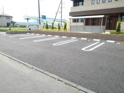 【駐車場】サクラヒルズ