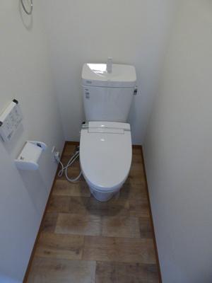 【トイレ】エヴァグリーン