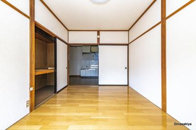 【居間・リビング】コーポ吉田