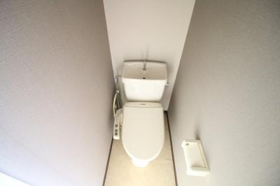 【トイレ】K-Court西代