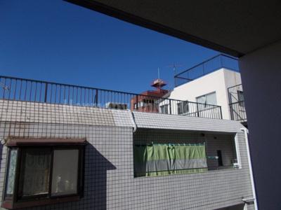 ROYGENT SUGAMO EASTの眺望☆