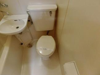 【トイレ】アビタシオン豊新