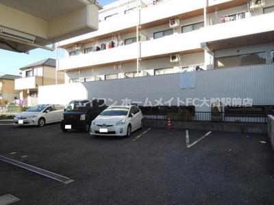 【駐車場】石井コーポラス