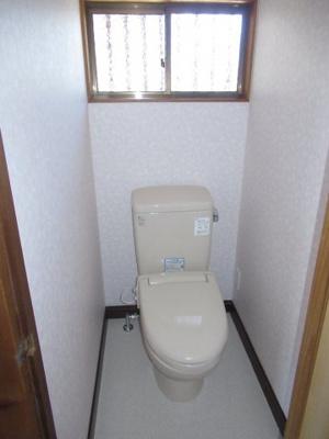 【トイレ】能代市宮ノ前・中古住宅