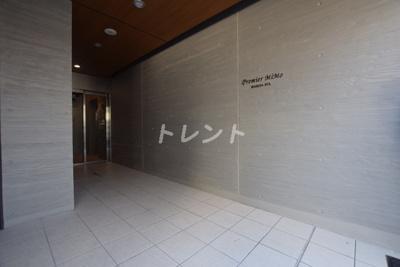 【エントランス】プルミエールミモ早稲田