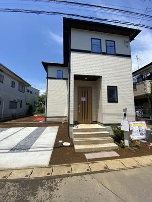 【外観】新築一戸建て ケイアイ和楽 守谷市百合ケ丘3期