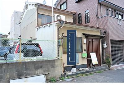 【外観】吉祥院八反田町 建築条件無し売土地