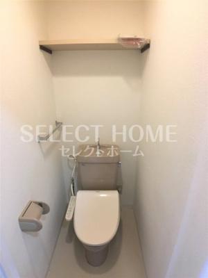 【トイレ】ロワール