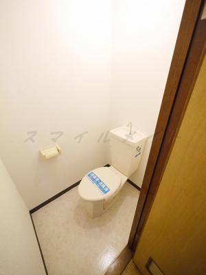 【トイレ】サンハイムシマ★当社では仲介手数料無料キャンペーン中