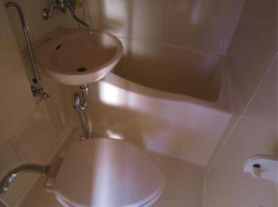 ライフピアチャームのコンパクトで使いやすいお風呂です