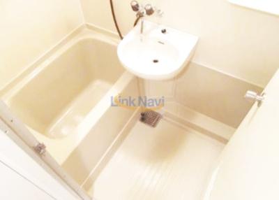【浴室】ハイツマエカワ