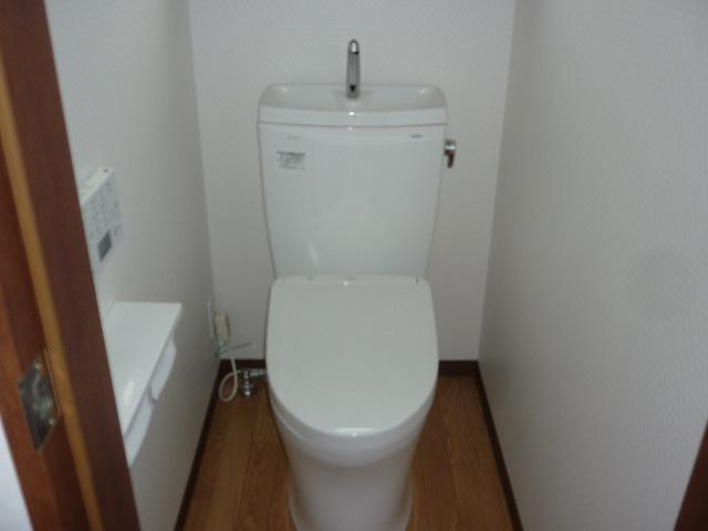 【トイレ】久留米市津福今町戸建