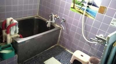 【浴室】【中古戸建】紀伊中学校区・54188