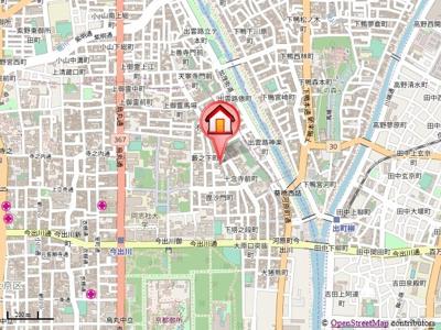 【地図】アルカディア塔之段