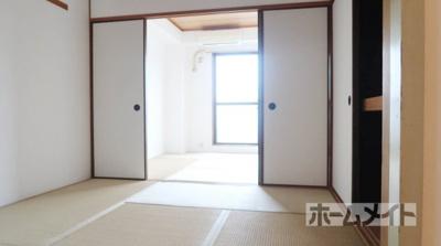 【和室】ニシマンション