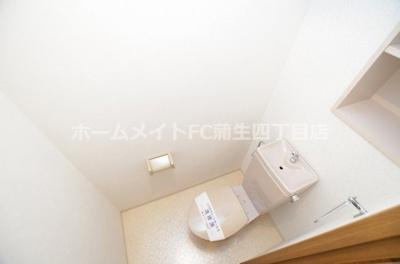 【トイレ】キャッスルプラザ壱番館