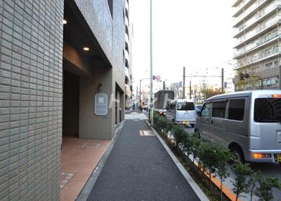【外観】シンシア西早稲田