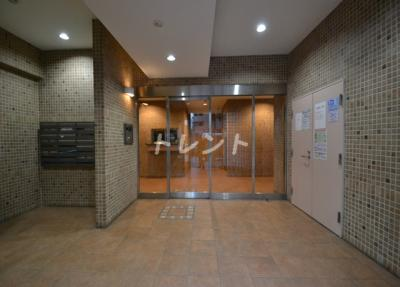 【エントランス】シンシア西早稲田