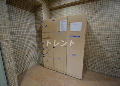 【その他共用部分】シンシア西早稲田