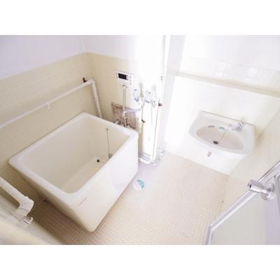 【浴室】ニューマンション冨沢