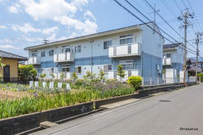 【外観】ガーデンタウン北長野