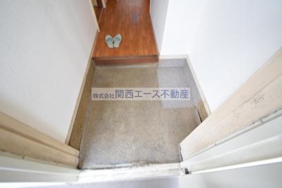 【玄関】石切パークサイドマンション