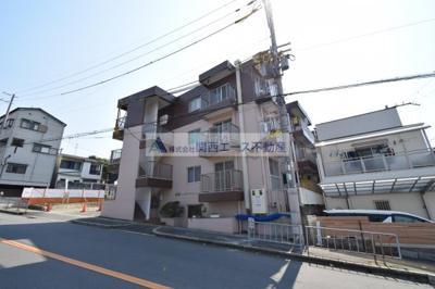 【外観】石切パークサイドマンション