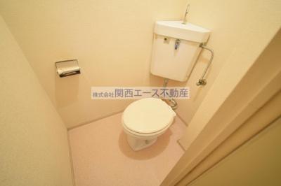 【トイレ】石切パークサイドマンション