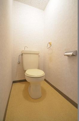 【トイレ】ハイツヤマダ