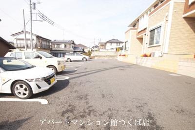 【駐車場】けやきレジデンスC