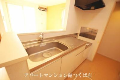 【キッチン】けやきレジデンスC