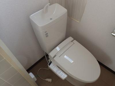 【トイレ】天山中央ビル事務所