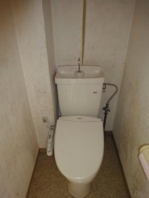 【トイレ】パークヒルズくすのき中央第9号棟 4階