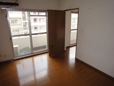 【洋室】パークヒルズくすのき中央第9号棟 4階