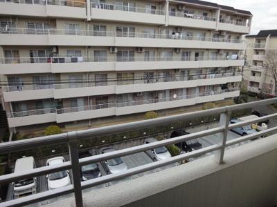 【展望】パークヒルズくすのき中央第9号棟 4階