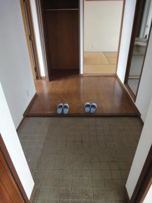 【玄関】パークヒルズくすのき中央第9号棟 4階