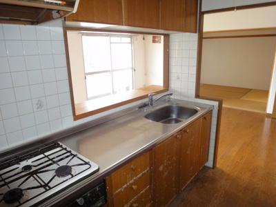 【キッチン】パークヒルズくすのき中央第9号棟 4階