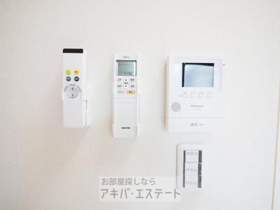 【設備】ハーモニーテラス青井Ⅴ