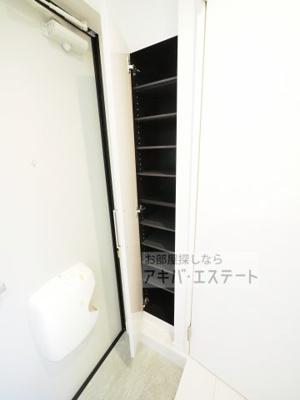【浴室】ハーモニーテラス青井Ⅴ
