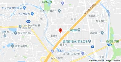 【地図】メゾン桜