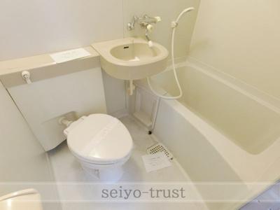 【浴室】BAUHAUS広島駅前