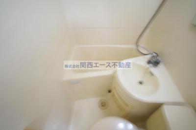 【浴室】レジデンスやまびこ