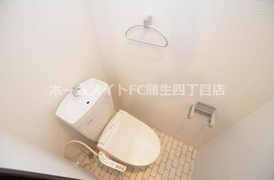 【トイレ】CEREZA都島