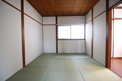 【寝室】北野添 貸家